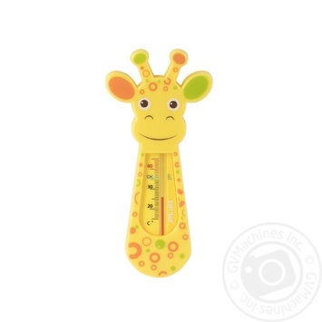Baby team thermometer Giraffe for water - buy, prices for Furshet - image 2