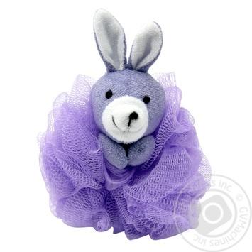 Детская мочалка-зверек Baby Team - купить, цены на Таврия В - фото 3