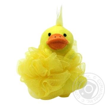 Детская мочалка-зверек Baby Team - купить, цены на Таврия В - фото 4