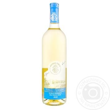 Вино Pannon Tokaj Furmint белое сухое 0,75л
