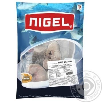Вугор шматочками NIGEL вакуум 500г - купить, цены на Novus - фото 1