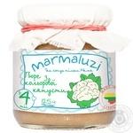 Puree Marmaluzi with cauliflower for children 125g glass jar