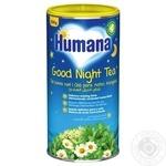 Чай Humana сладкие сны для детей 200г