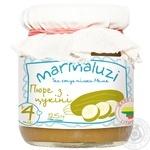 Puree Marmaluzi zucchini for children from 4 months 125g glass jar