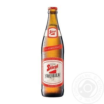 Пиво Stiegl Golbrau 5% 0,5л - купить, цены на МегаМаркет - фото 1