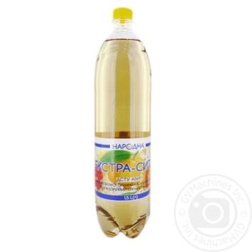 Напій б/а Екстра-Ситро Народна 1.5л - купити, ціни на Фуршет - фото 1