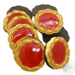 Печиво здобне зі смаком вишні Деліція ваг