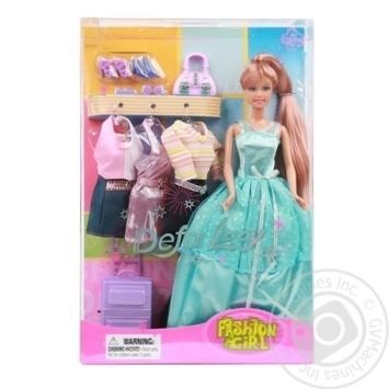 Лялька DEFA 8012 - купити, ціни на CітіМаркет - фото 1