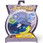 Машинка-трансформер Screechers Wild! L 1 - Найтбайт