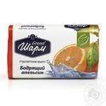 Мыло туалетное Grand Шарм Игристый лимон 70г - купить, цены на Ашан - фото 2