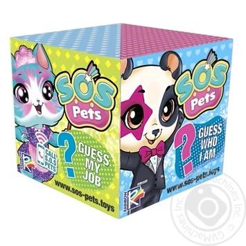 Іграшка S.O.S. Pets Милі звірята Фігурка-сюрприз - купити, ціни на Novus - фото 1