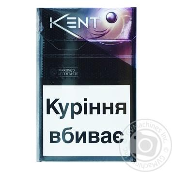 Сигареты Kent Feel Aroma - купить, цены на Фуршет - фото 2