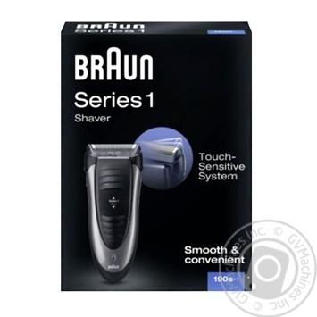 Бритва электрическая Braun Series 1 190S-1