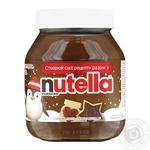 Паста шоколадная Nutella Ferrero 630г