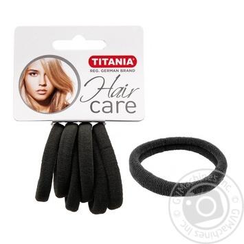 Защіпка Titania для волосся 6шт Art.7870  х6 - купити, ціни на МегаМаркет - фото 1