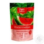 Мило рідке Fresh juice кавун дой-пак 460мл