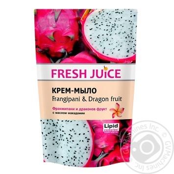 Soap Fresh juice pitahaya liquid 460ml