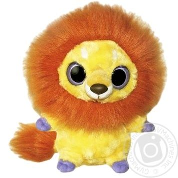 Aurora Yoohoo for children toy-lion 20cm - buy, prices for MegaMarket - image 1