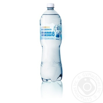 Sparkling medical-table mineral water Polyana kvasova 1,5l - buy, prices for Auchan - image 2