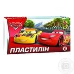 Пластилин Cars 6 цветов Мицар 252088 105г - купить, цены на Фуршет - фото 1