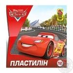 Пластилин Cars 12 цветов Мицар 252095 210г - купить, цены на Фуршет - фото 1