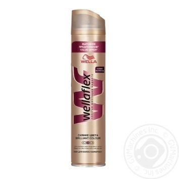 Lacquer Wellaflex for hair 400ml - buy, prices for Novus - image 1