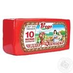 Cheese cheddar Prego hard 50%