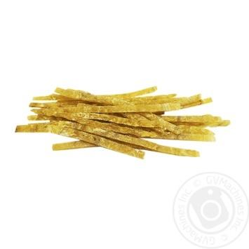 Путассу Самый Смак соломка солено-сушеная - купить, цены на Фуршет - фото 1