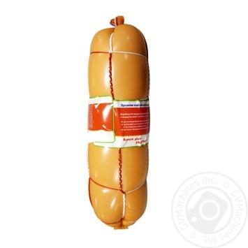 Furshet Sausage Delicatessen with milk boiled first grade - buy, prices for Furshet - image 1