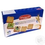 Тосты Diatosta Minigrill пшеничные диетические 120г