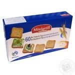 Diatosta Minigrill Wheat Diet Toasts 120g