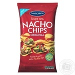 Чіпси Santa Maria Nachos Tortilla кукурудзяні 475г х12