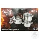 Набор посуды Krauff 7шт