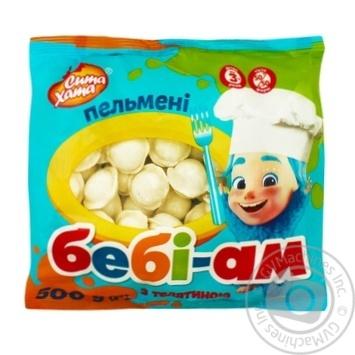 Sita Hata Baby-Am Dumplings with veal 500g