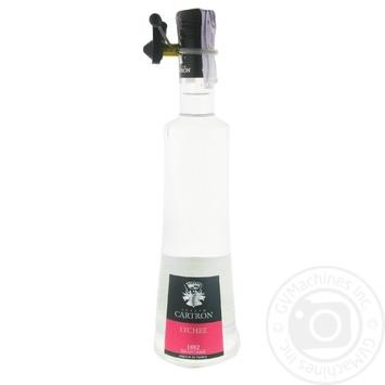 Joseph Cartron Lychee liqueur 25% 0,7l