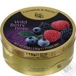 Леденцы Cavendish&Harvey со вкусом лесные ягоды 175г