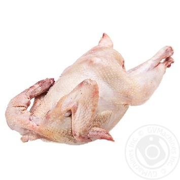 Тушка курицы Фермерский двор домашняя потрошеная охлажденная от 1,7 до 2кг