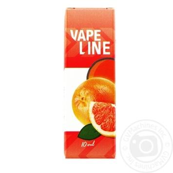 Жидкость Vape Line Grapefruit для электро испарителя 12мг 10мл