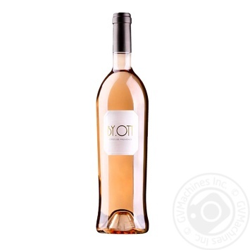 Ott By Ott Provence Pink Dry Wine 14% 0,75l - buy, prices for CityMarket - photo 1