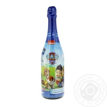 Детское шампанское Vitapress Paw Patrole Girl White 0.75л - купить, цены на Фуршет - фото 1