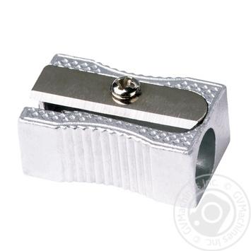 Точилка для карандашей металлическая - купить, цены на Фуршет - фото 1