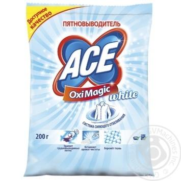 Средство чистящее ACE Oxi Magic White 200г