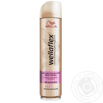 Wellaflex Strong Fixation For Hair Lacquer - buy, prices for Vostorg - photo 2