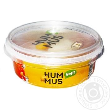 Yofi Hummus chickpeas appetizer classic 250g - buy, prices for MegaMarket - image 2