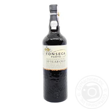 Вино  Fonseca Porto крепленое красное 20% 0,75л