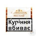 Сигари Clubmaster mini white filter 20
