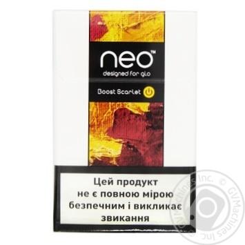 Стик Neostiks Boost Scarlet - купить, цены на Фуршет - фото 1
