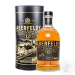 Whiskey Aberfeldy 40% 12yrs 700ml