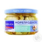 Морський коктель Norven по-середземноморськи 210г