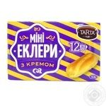 Tarta Mini Eclairs Cakes with Cream 12pcs 144g